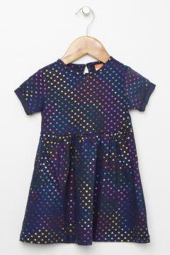 Koton Lacivert Elbise(113998400)