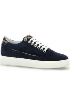 Chaussures Pao Baskets cuir velours(115549525)