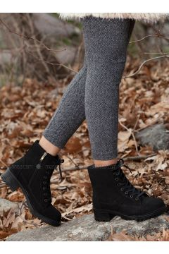 Black - Boot - Boots - Deripabuç(110313463)