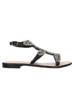 Sandales Cristin CATRIN9 sandales Femme Noir(127922668)