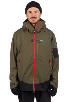 Picture Track Jacket groen(96735282)