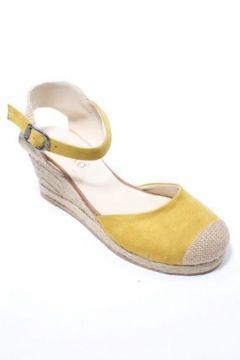 OFLAZ Kadın Sarı Süet Ayakkabı Kd55734(120828003)