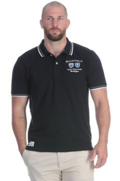 Chemise Ruckfield Polo nations rugby noir(115625292)