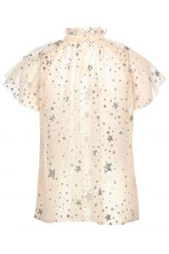Wonder Top Blouses Short-sleeved Creme IDA SJÖSTEDT(108942554)