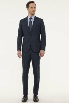 Pierre Cardin Açık Lacivert Takım Elbise(124927279)