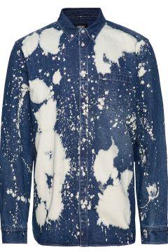Olavi Denim Shirt Hemd Casual Blau WESC(114157413)