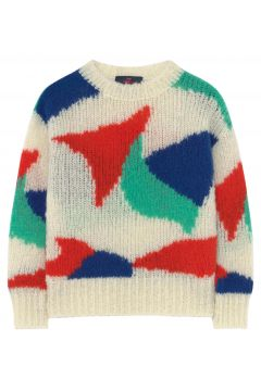 Pullover Arty Bull aus Wolle(119203922)