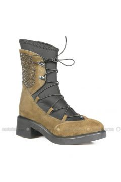 Khaki - Boot - Boots - ROVIGO(110315806)