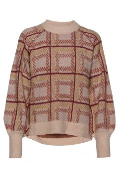 Maria Blouse Strickpullover Pink NOTES DU NORD(114152862)