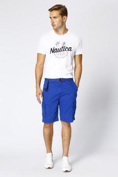 Nautica Mavi Klasik Pantolon(122399551)