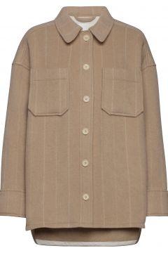 Sealiner Wool Wolljacke Jacke Beige FALL WINTER SPRING SUMMER(114154256)