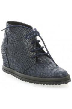 Chaussures Benoite C Derby cuir serpent(127908458)