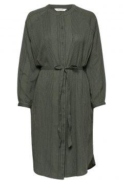 Inga Kleid Knielang Grün GAI LISVA(114164326)