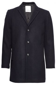 Wool Coat Wollmantel Mantel Blau LINDBERGH(114156577)