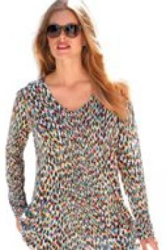 Feinstrickpullover in Luxus-Strick Anna Aura multicolor(111496762)
