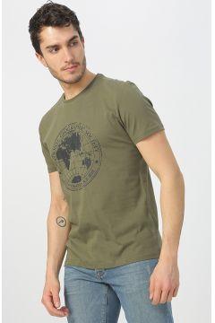 National Geographic haki T-Shirt(126442796)