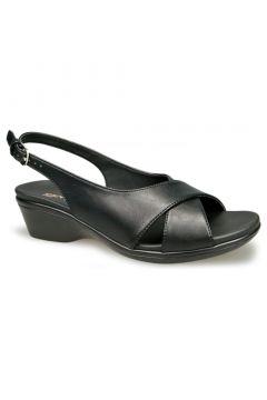 Ceyo Siyah Kadın Topuklu Ayakkabı(113623276)