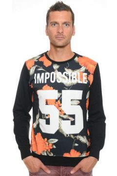 Sweat-shirt Celebry Tees Sweat Homme Col Rond Impossible 005(115454967)