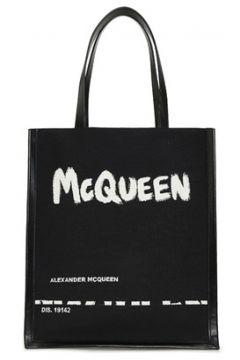 Alexander McQueen Erkek EL ÇANTASI Siyah EU(120401646)