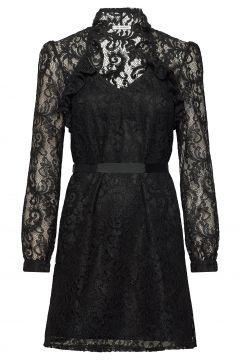 Tangerine Dress Kurzes Kleid Schwarz IDA SJÖSTEDT(120839990)