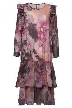 Paloma Dress Kleid Knielang IDA SJÖSTEDT(114357378)