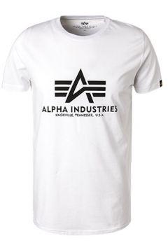 ALPHA INDUSTRIES Basic T-Shirt 100501/09(121461803)