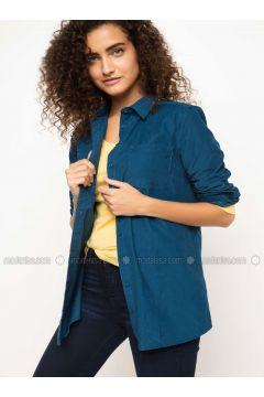 Blue - Dresses - DeFacto(110335263)