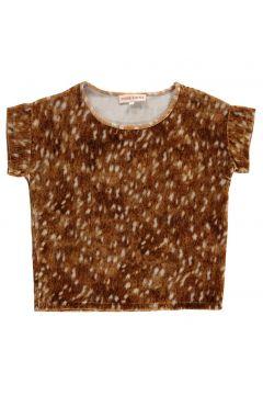 T-Shirt aus Samt Bambi Topi(113612432)