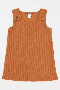 DeFacto Kız Bebek Kadife Elbise(125935232)