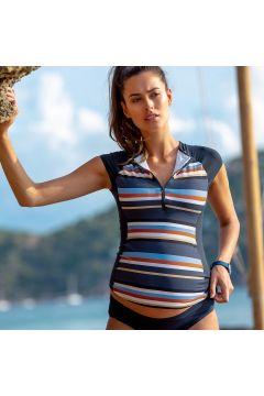 Camiseta tankini de maternidad Biarritz(111145027)