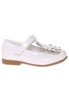 Pinkstep Kelebek Figürlü Beyaz Babet(113978418)