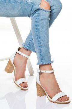 derithy -klasik Topuklu Ayakkabı-beyaz(120829856)