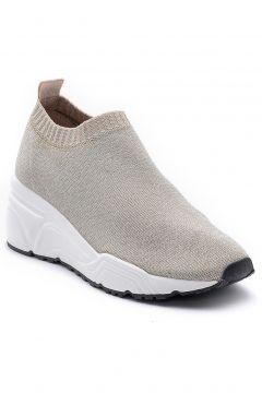 Derimod Bej Kadın Çorap Sneaker(110960982)