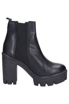 Bottines Daniela Dolci bottines noir cuir AC110(115393575)