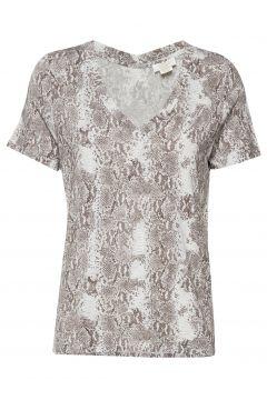 Dallas T-Shirt P Bluse Kurzärmlig Bunt/gemustert NOTES DU NORD(93607588)