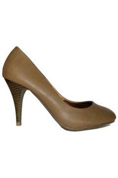 Chaussures escarpins Dupond Durand Escarpins à talon façon bois(115469351)