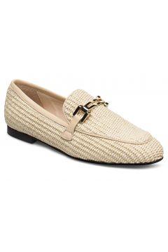 Penny Loafers Flache Schuhe Beige NUDE OF SCANDINAVIA(109200463)