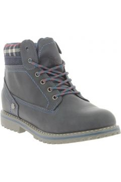 Boots enfant Wrangler Creek JR Navy Blu(115477126)