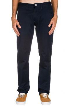 Volcom Frickin Slim Chino Pants blauw(85168654)