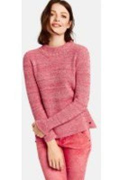 Sweter z półgolfem Czerwony XS(115902317)