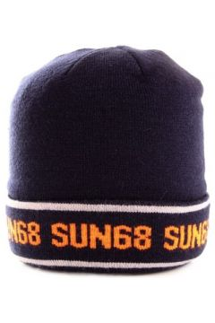 Bonnet Sun68 C29123 Chapeau Homme BLEU MARINE(101743898)