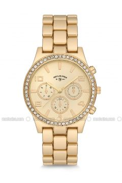 Golden tone - Watch - Aqua Di Polo 1987(110315442)