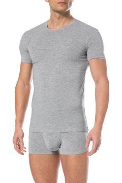 Zegna Micromodal Round Neck Shirt Z2T1016/0041(126973858)