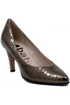 Chaussures escarpins Le Babe DECOLTE STAMPATO ACCIAIO(127917369)