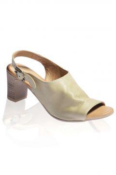 BUENO Shoes Beyaz Kadın Sandalet 9n1513(110955067)