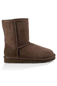 UGG Classic Short Stiefel in Dunkelbraun Größe 30(114708338)