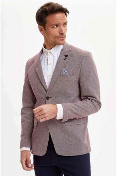 DeFacto Erkek Modern Fit Blazer Ceket(119062344)