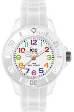 Montre Ice Watch Montre en Silicone Blanc Enfant(88559469)