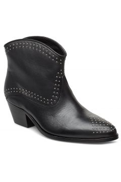 Angel Studs Shoes Boots Ankle Boots Ankle Boots With Heel Schwarz CUSTOMMADE(114159622)
