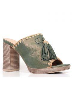 BUENO Shoes Yeşil Terlik 9n6400(110933472)